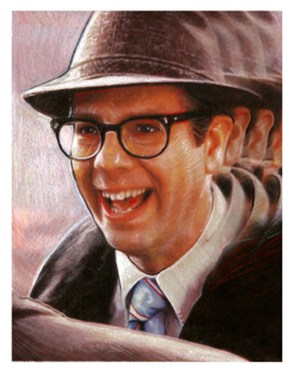 Nathan Anderson - Stephen Tobolowsky as Ned Ryerson (From Groundhog's Day)