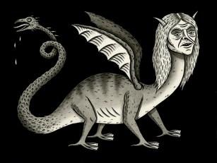 Jon MacNair - Dragon Lady