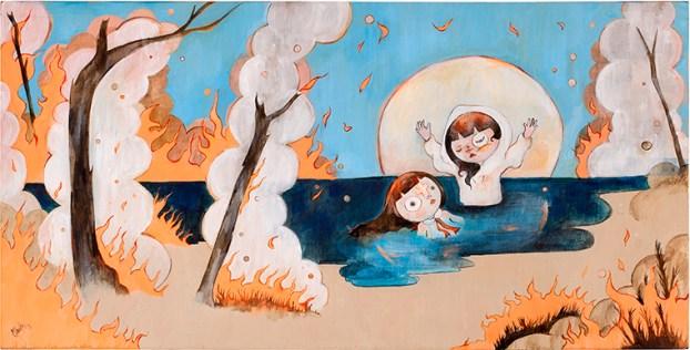 Cristina Natsuko Paulos - Take me to the river