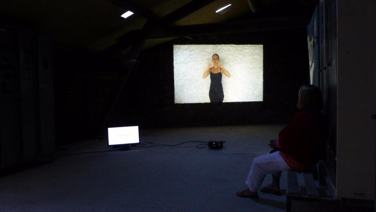 Installation de Violaine Lochu -  ⓒ Pierrick Hardy