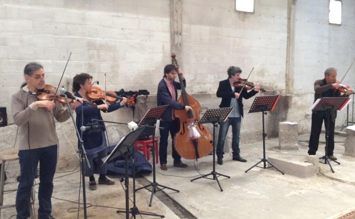 Alter Quintet