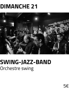 Visus site - Swing jazz band prix