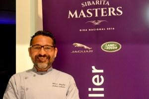 Experiencia 21Chefs Sibarita Masters: Nico Mejía
