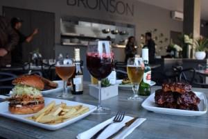 Bronson Restaurant: Federico Varas y lo mejor de la cocina west coast