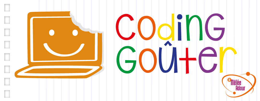 Coding Goûter : le code pour les enfants – 21 juin 2017