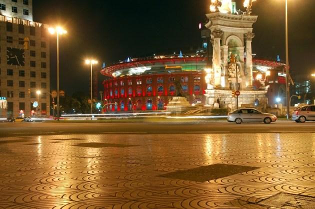 Centro Comercial Las Arenas.