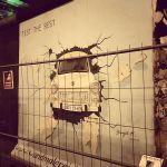 El tram ms llarg del mur de Berln s avuihellip
