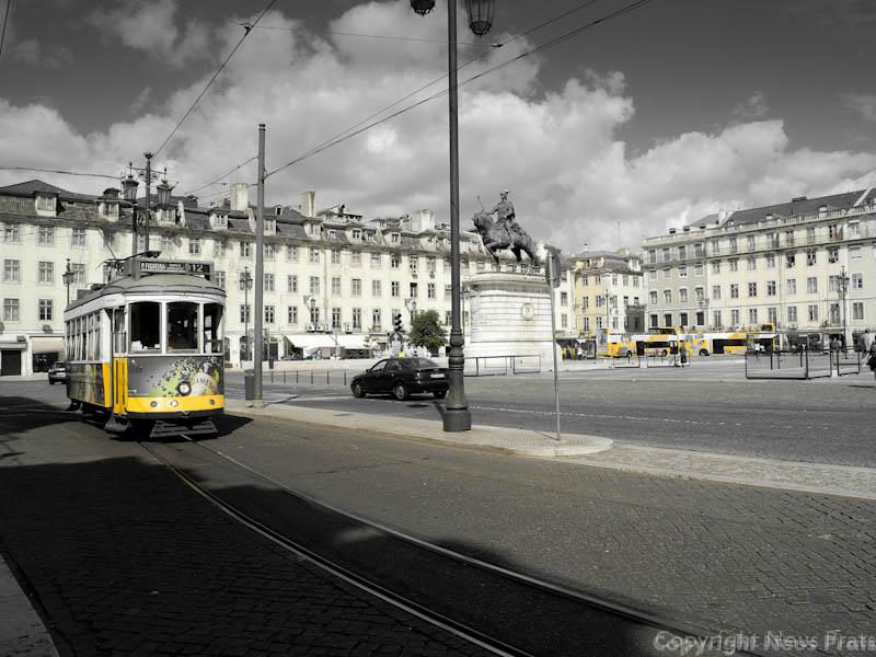 Praça Figueira.