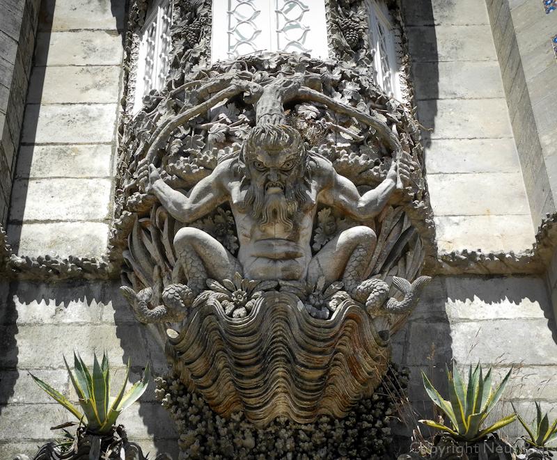 El Arco del Tritón.
