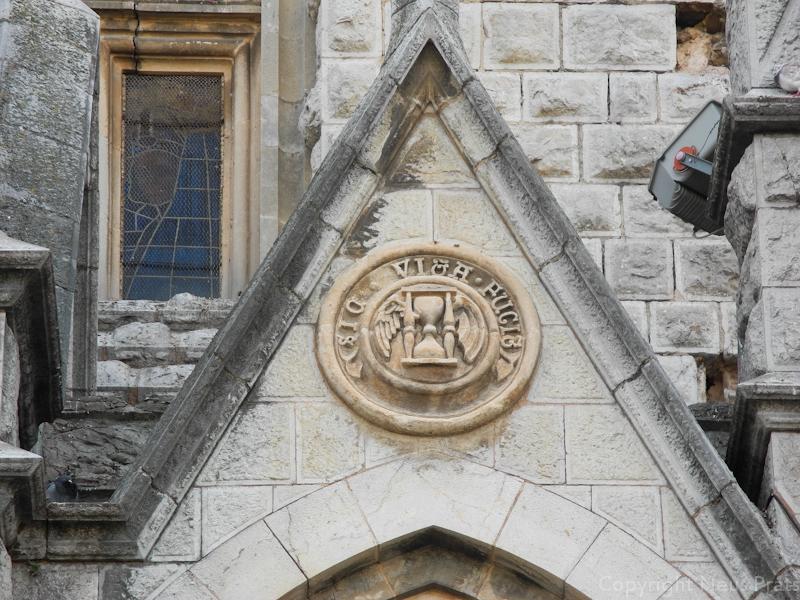 Esglèsia de Sant Bartomeu a la Pl de la Constitució.