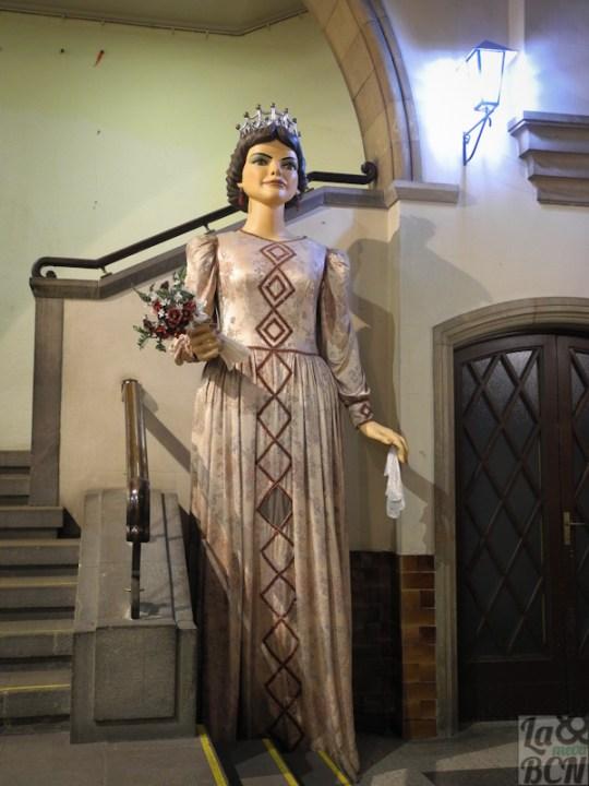 La Reina Estiveta