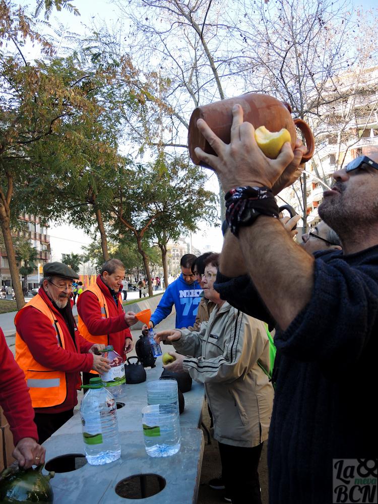 En Barnatresc apuestan por eliminar residuos