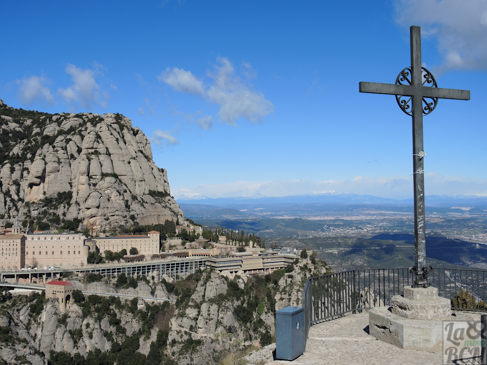 Excursió Collbató-Montserrat