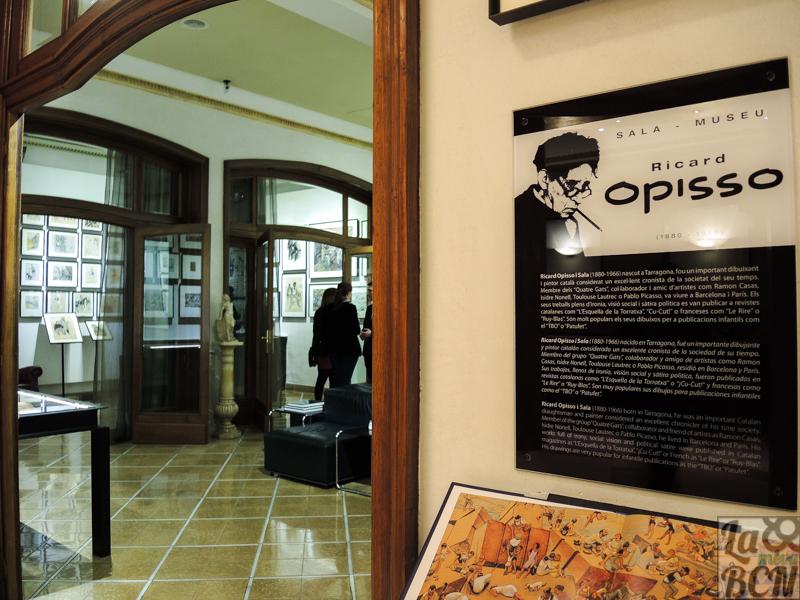 Sala-Museu Opisso