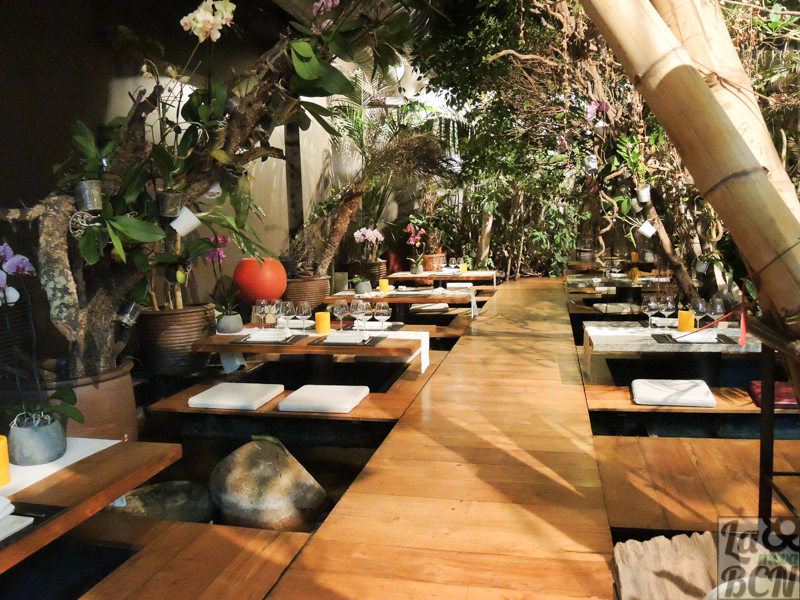Restaurant Indochine by Ly Leap (Muntaner).