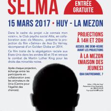 Ciné Débat «Selma» Mercredi 15 mars