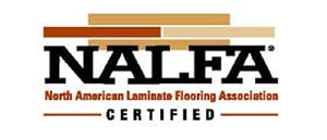 NALFA certified laminate flooring