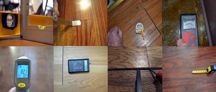 Laminate Flooring Problems Identified