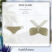 Fais tes valises, on va à Ibiza ! Idées de look vacances x River Island