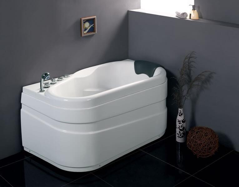 Mẫu bồn tắm nhỏ