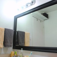Dress Up Your Builder Basic Mirror... Renter Style