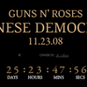 Chinese Democracy, dnouement le 23 novembre