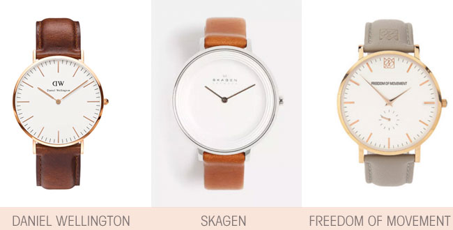 Watch must haves
