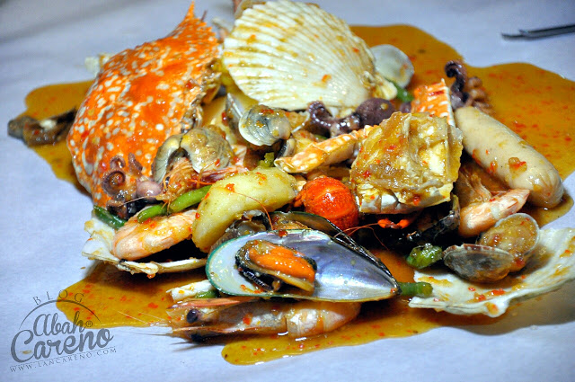 Flower Crab Set Spicy Plum Sauce - RM109.00