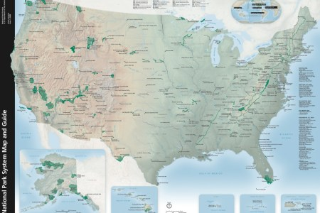 maps us map national parks