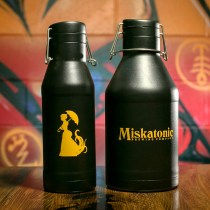 Brewery Reviewery: Miskatonic Brewing Company