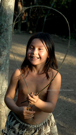 young tribe girls of cambodia