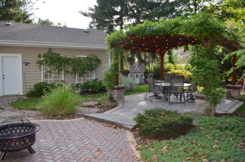 Medium Of Beautiful Backyard Landscaping Ideas