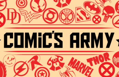 banner comics army