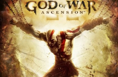 God of War Ascension Boxart