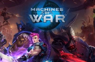 MachinesOfWar