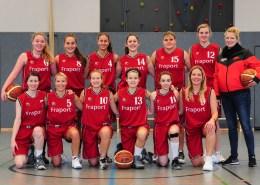 Damen 1 - Bezirksmeister und Aufsteiger 2016