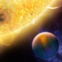 Planet Jupiter-Panas Bukanlah Tetangga Yang Baik