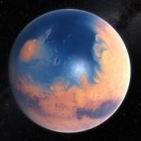 Planet Yang Kehilangan Lautan