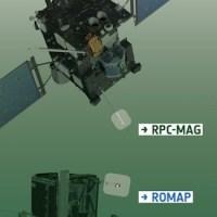 Menjejak Magnetisasi di Komet 67P/Churyumov-Gerasimenko