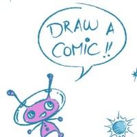 Kompetisi Komik Space Scoop!
