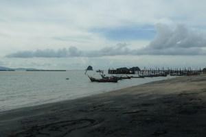 Pantai Pasir Hitam langkawi
