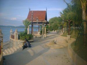 Pantai awam teluk yu -langkawi