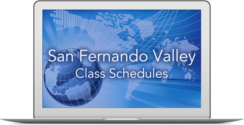 San Fernando Valley Language Door Class Schedule