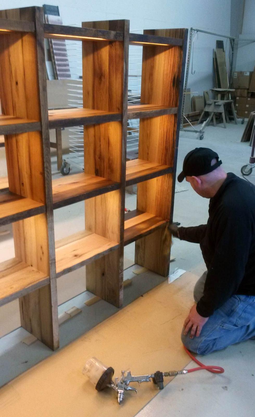Custom Woodworking Winchester Va 2