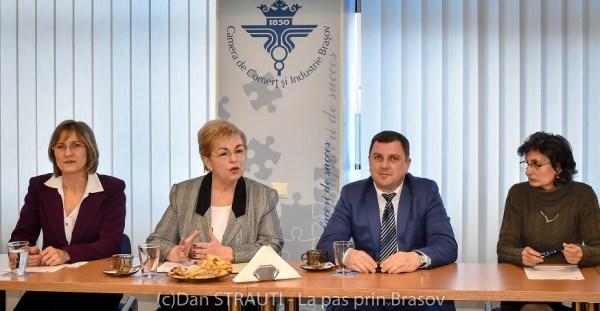 Conferinta presa CCI Brasov