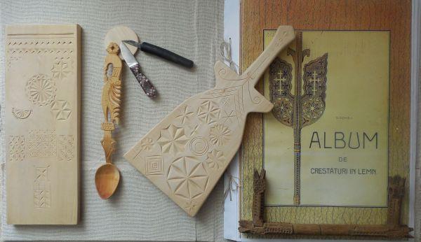 crestaturi in lemn