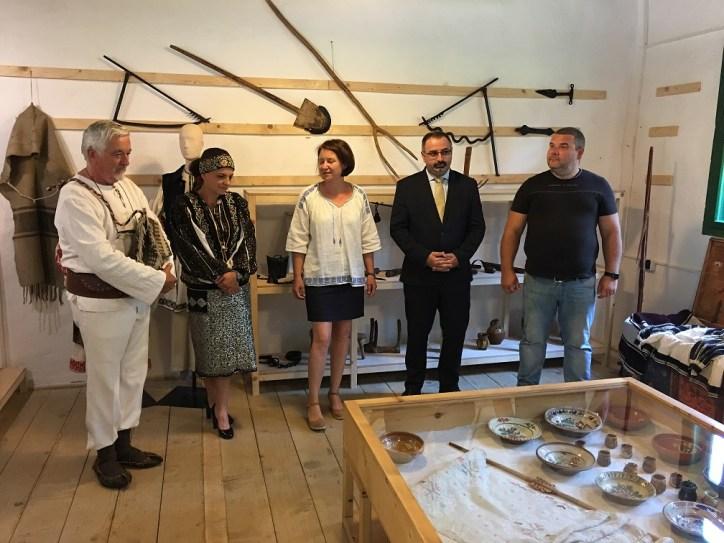 expozitie Complexul ASTRA Sibiu
