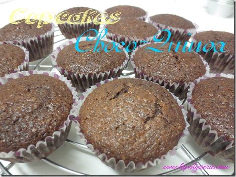 cupcakes chocoquinoa