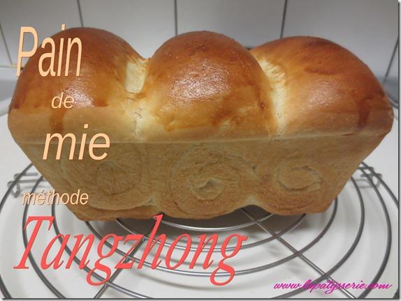 pain de mie tangzhong