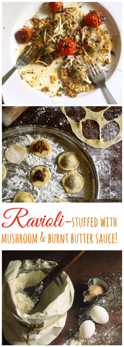 step by step pic of how to make ravioli from scratch.